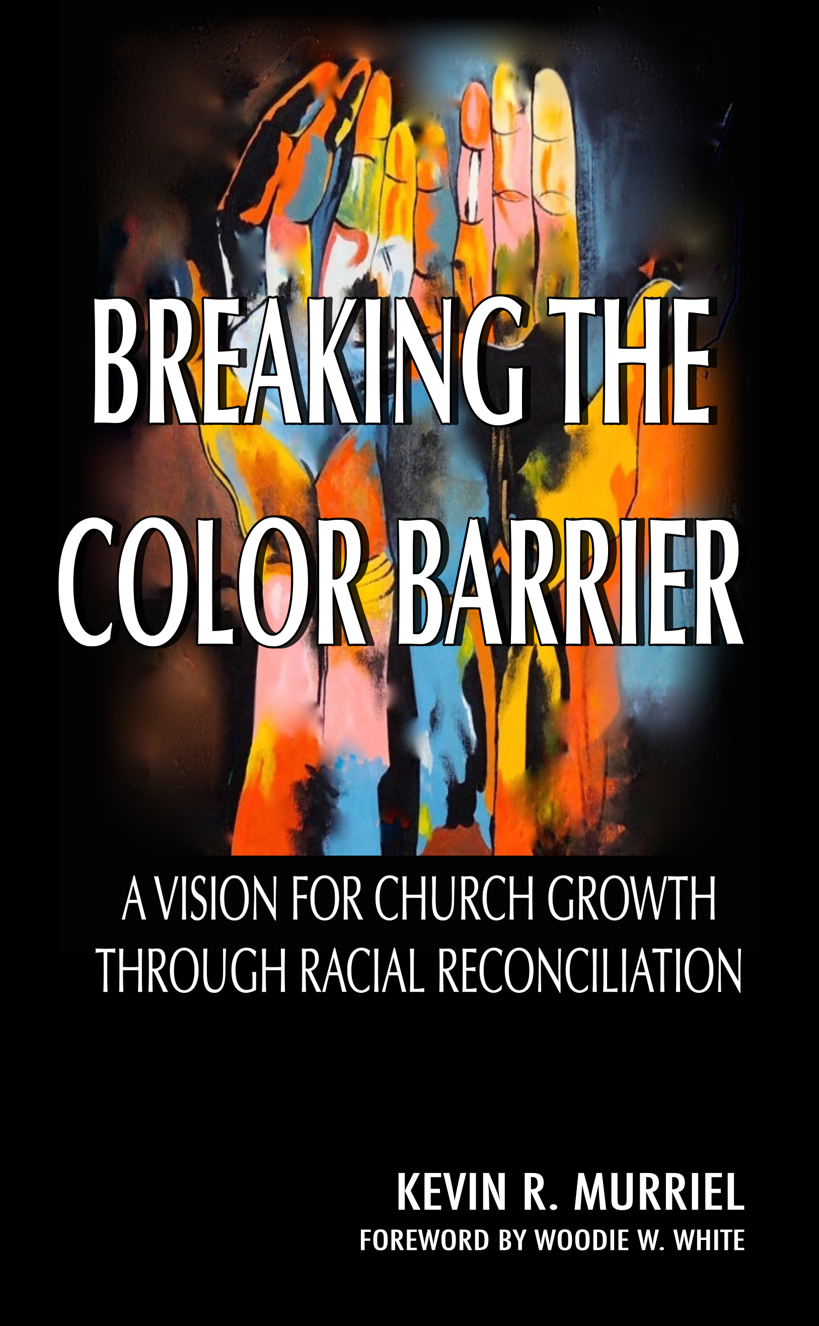Breaking the Color Barrier Final Book Cover